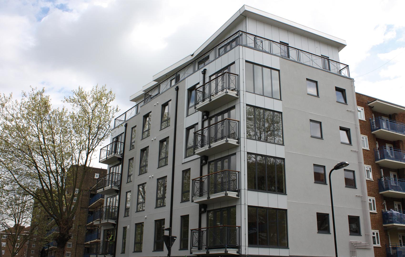 Hackney Housing Apartments